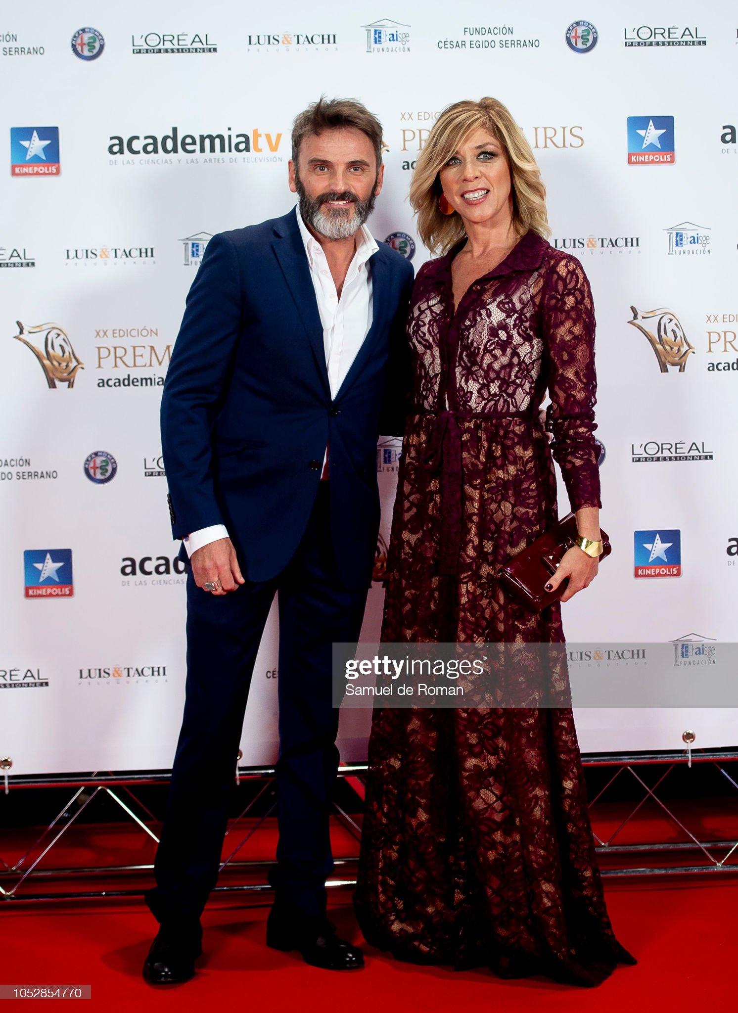 ¿Cuánto mide Eva Isanta? - Altura Fernando-tejero-and-eva-isanta-attend-iris-awards-photocall-on-23-picture-id1052854770?s=2048x2048
