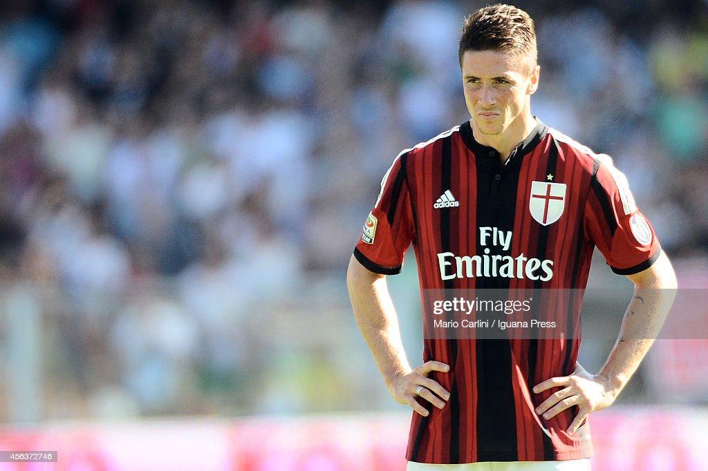 AC Cesena v AC Milan - Serie A : News Photo