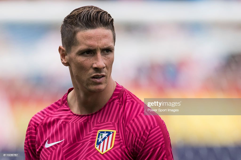 2016-17 La Liga - Atletico Madrid vs Deportivo de la Coruna : News Photo