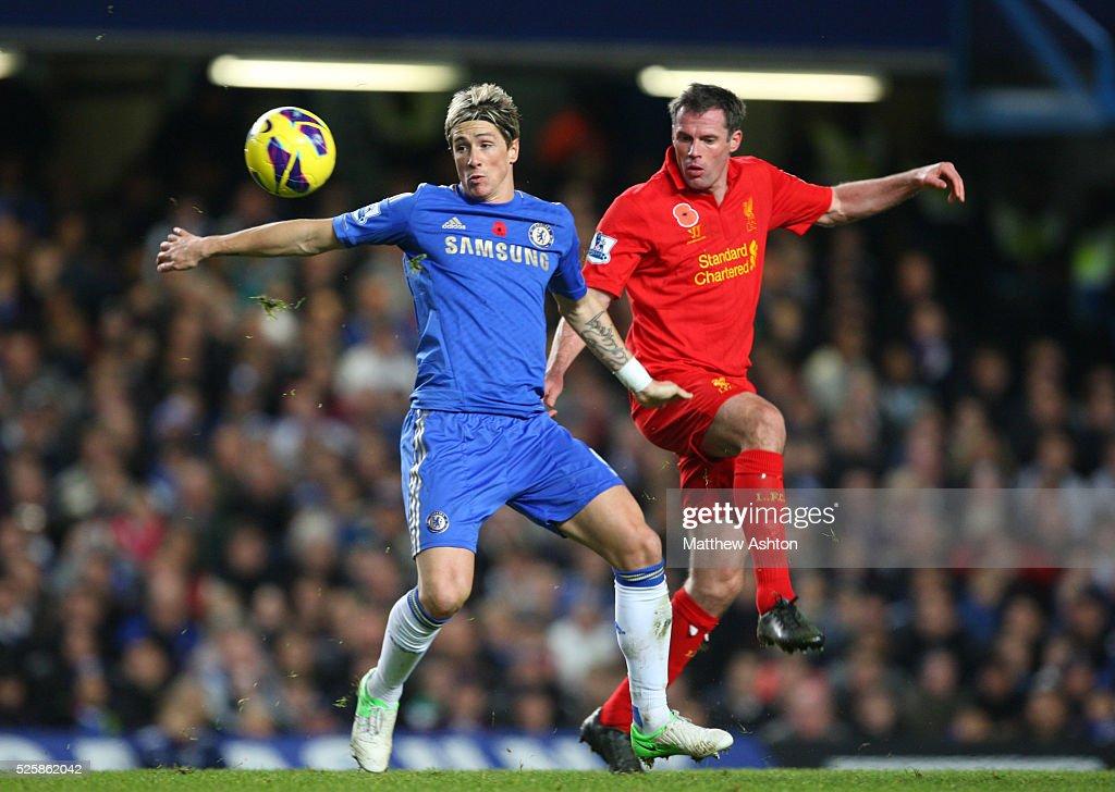 Soccer - Barclays Premier League - Chelsea v Liverpool : News Photo