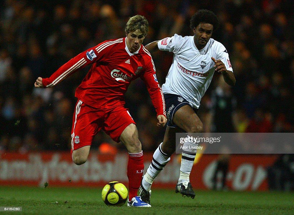 Preston North End v Liverpool - FA Cup 3rd Round : News Photo
