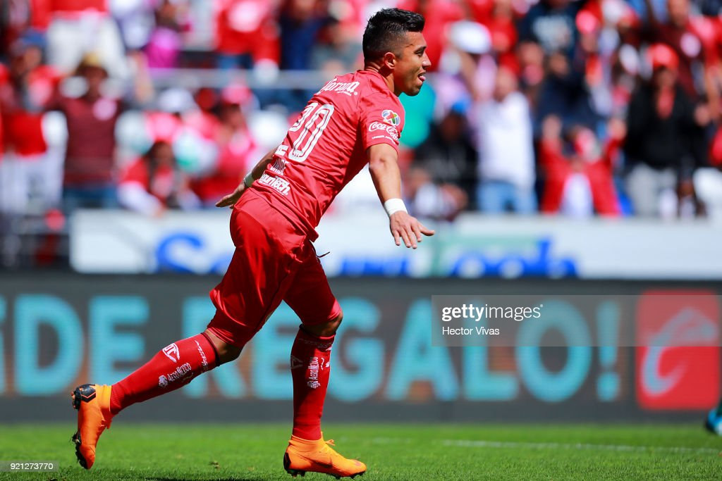 Toluca v Santos Laguna - Torneo Clausura 2018 Liga MX