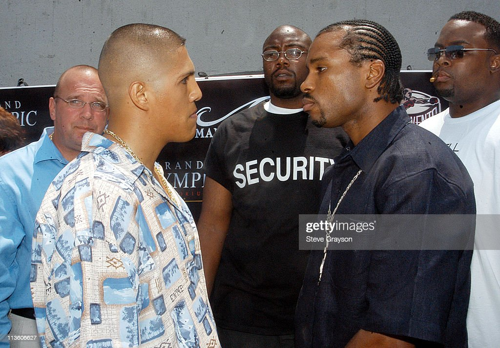 Fernando Vargas-Fitz Vanderpool Pre-Fight Press Conference