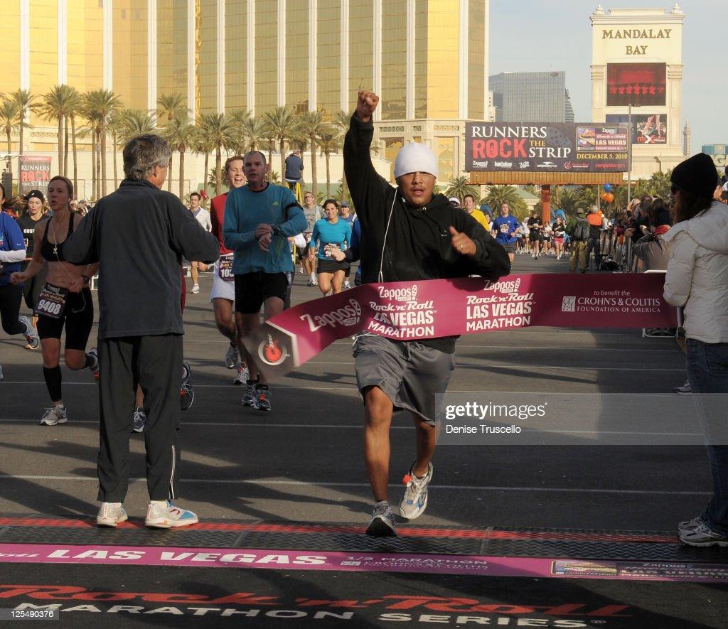 Zappos.com Rock 'n' Roll Las Vegas Marathon and Half-Marathon