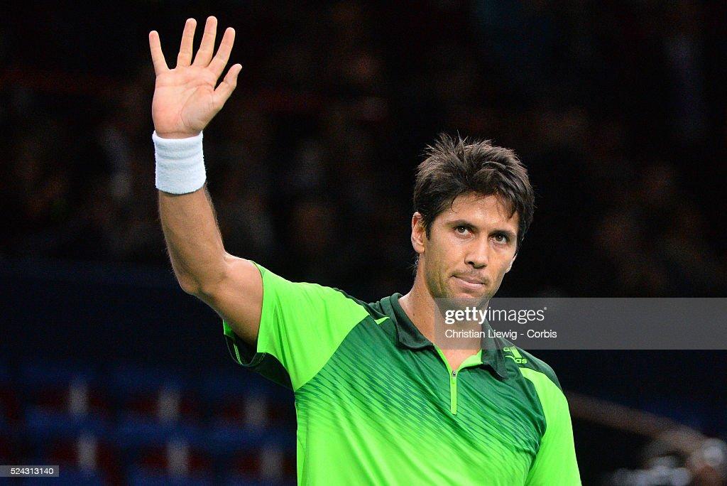 Tennis - BNP Paribas Masters - October 28 : ニュース写真