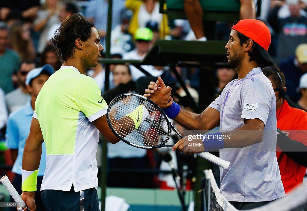 Miami Open Tennis - Day 7 : News Photo