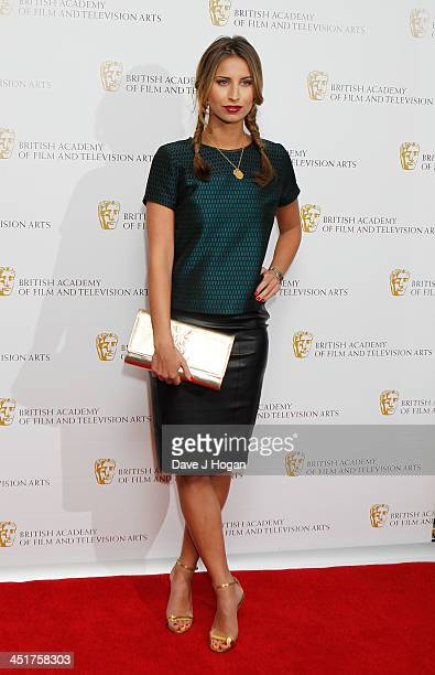 Ferne McCann arrives at the British Academy Children's Awards on November 24 2013 in London England