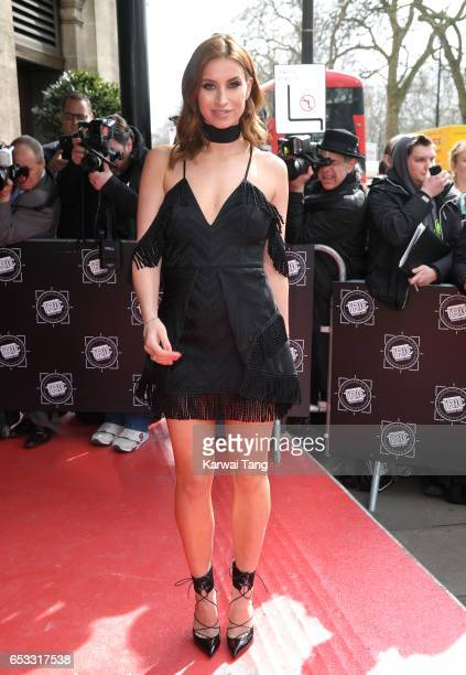 Ferne McCann attends the TRIC Awards 2017 at the Grosvenor House on March 14 2017 in London United Kingdom