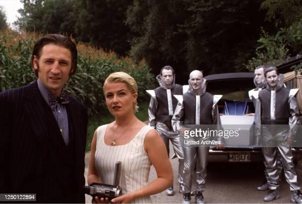 Fernsehfilm D-BR 1997, Regie: Friedemann Fromm, ANDREAS PATTON, CHRISTINA RAINER.