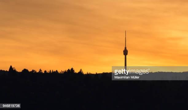 Fernsehturm (TV Tower), Stuttgart, Germany