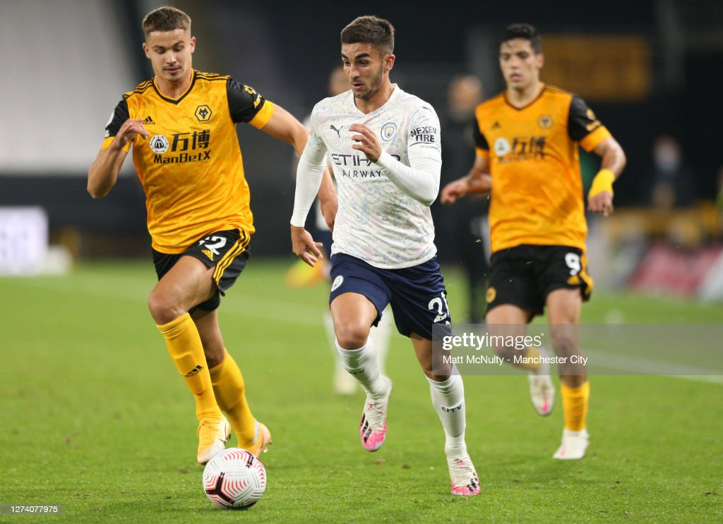 Wolverhampton Wanderers v Manchester City - Premier League : News Photo