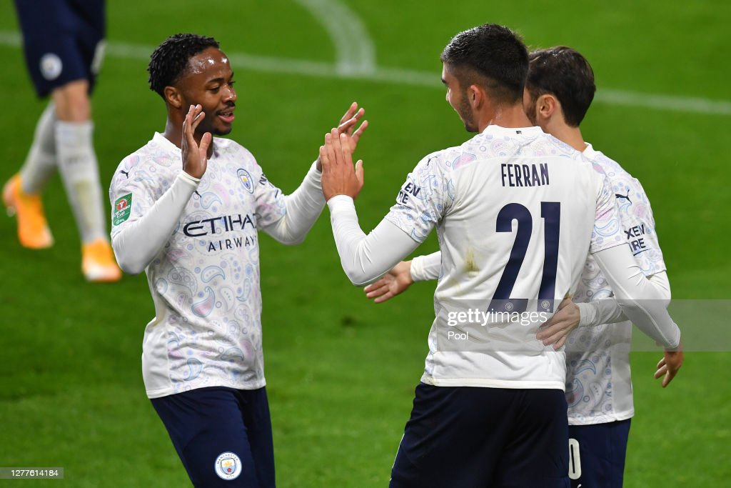 Burnley v Manchester City - Carabao Cup Fourth Round : News Photo