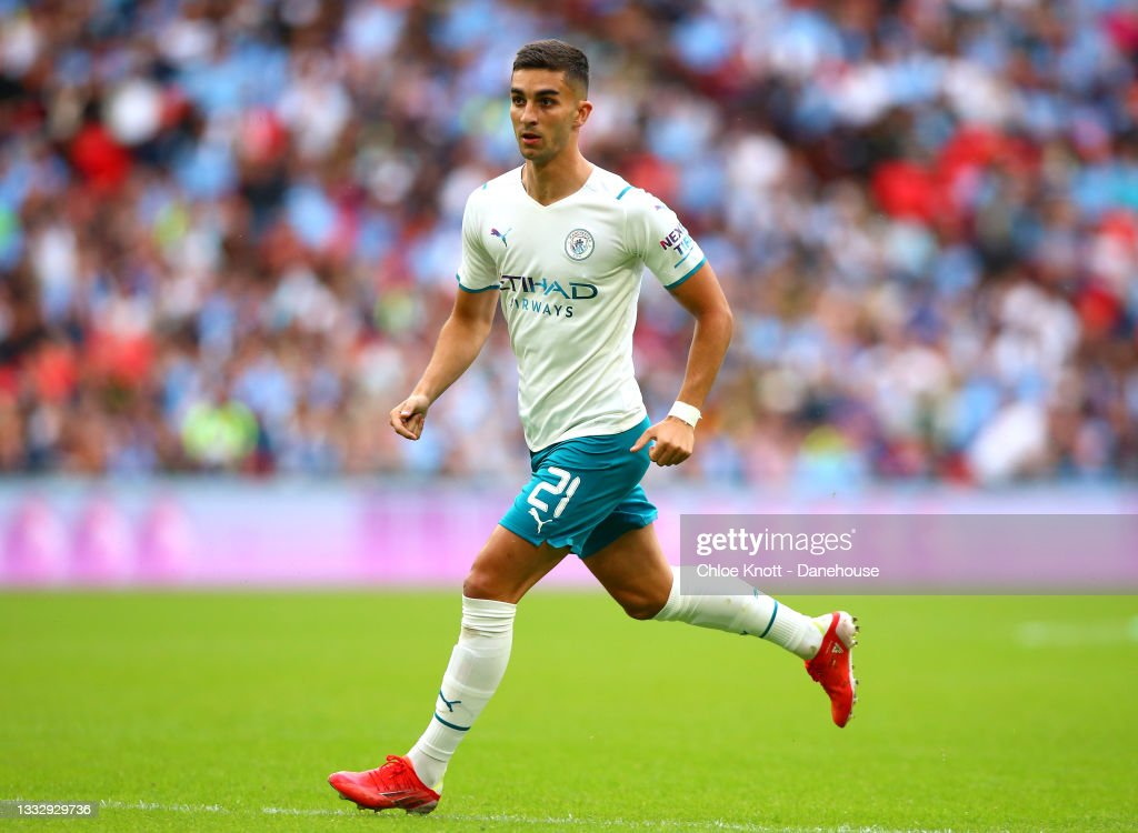 Manchester City v Leicester City - The FA Community Shield : News Photo