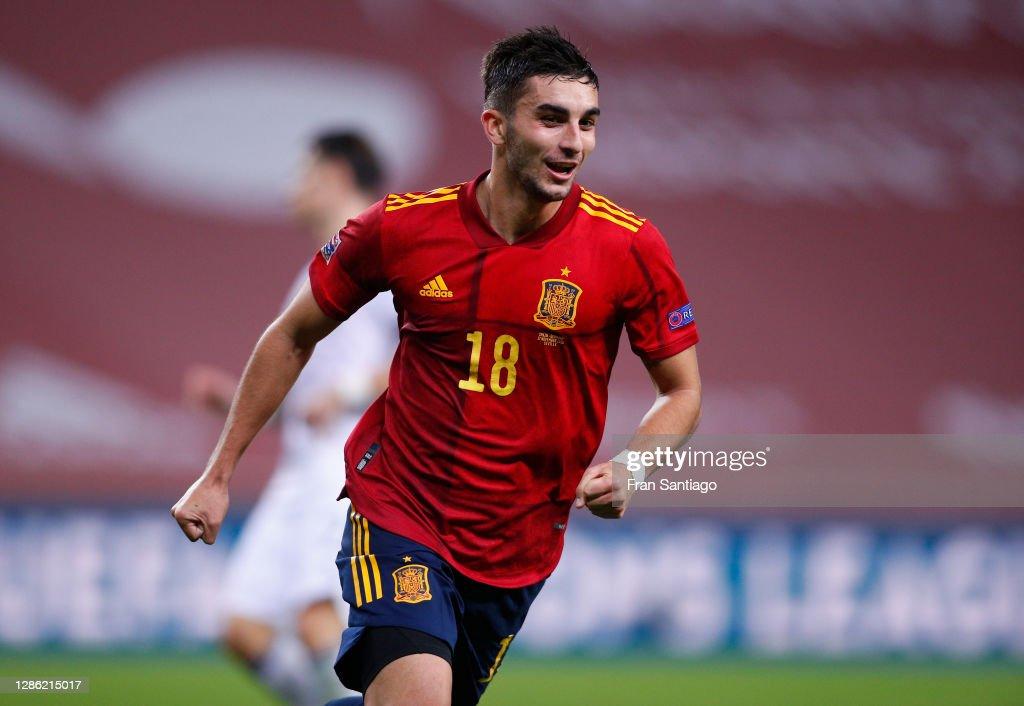 Spain v Germany - UEFA Nations League : News Photo