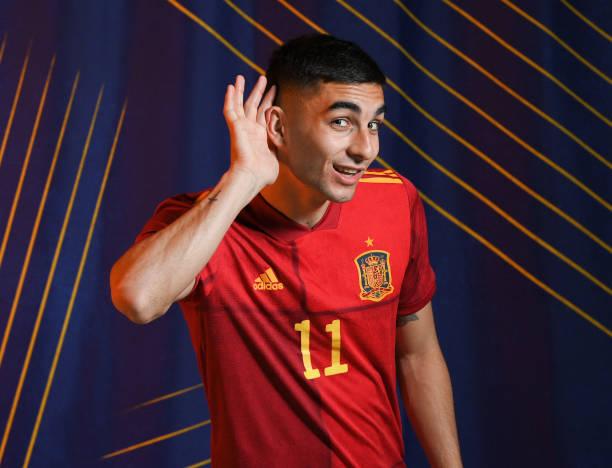 ESP: Spain Portraits - UEFA Euro 2020
