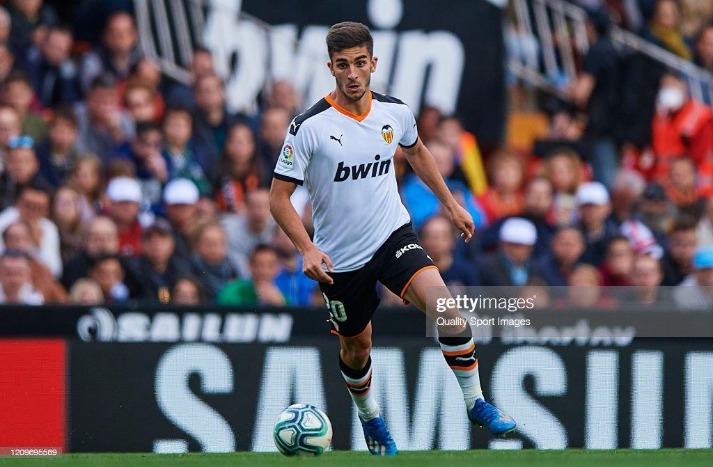Valencia CF v Real Betis Balompie  - La Liga : News Photo