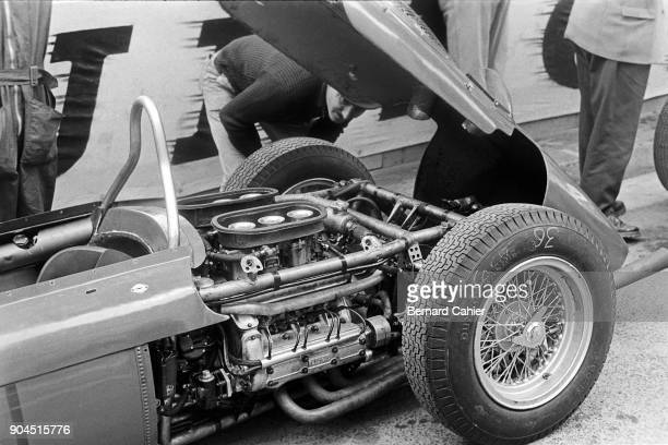 Ferrari 156 Grand Prix of Monaco Circuit de Monaco 14 May 1961