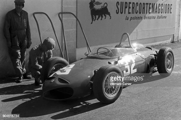 Ferrari 156 Grand Prix of Syracuse Syracuse 25 April 1961