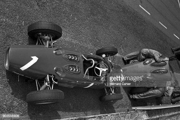 Ferrari 156 Grand Prix of the Netherlands Circuit Park Zandvoort 22 May 1961