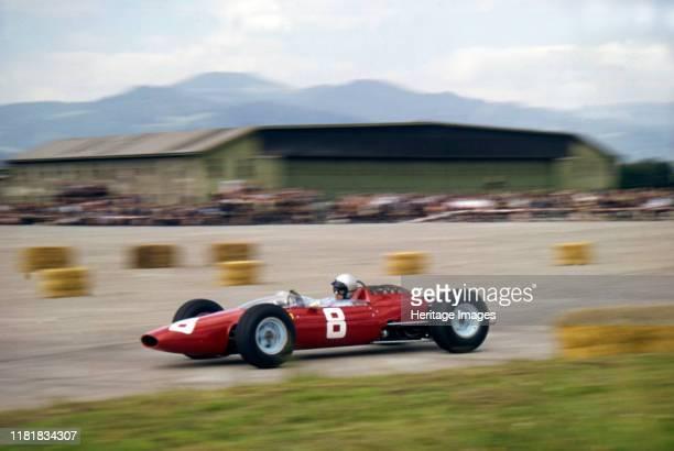 Ferrari 158 Lorenzo Bandini Austrian Grand Prix winner Creator Unknown