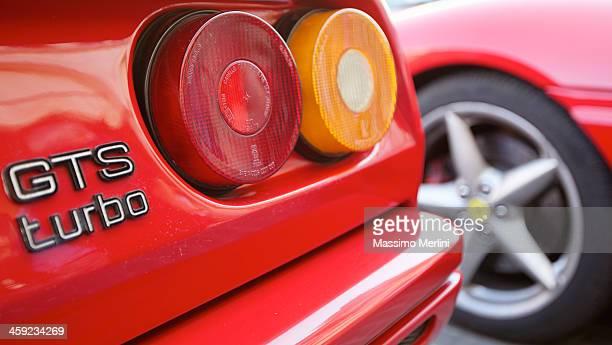 フェラーリ 208 GTS ターボ
