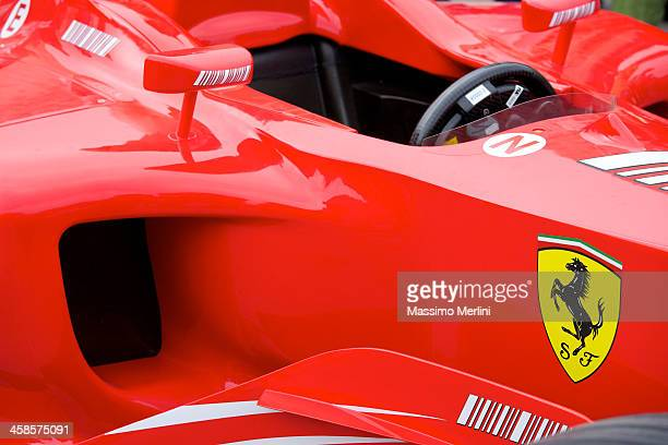 ferrari 248 f1 - maranello stock pictures, royalty-free photos & images