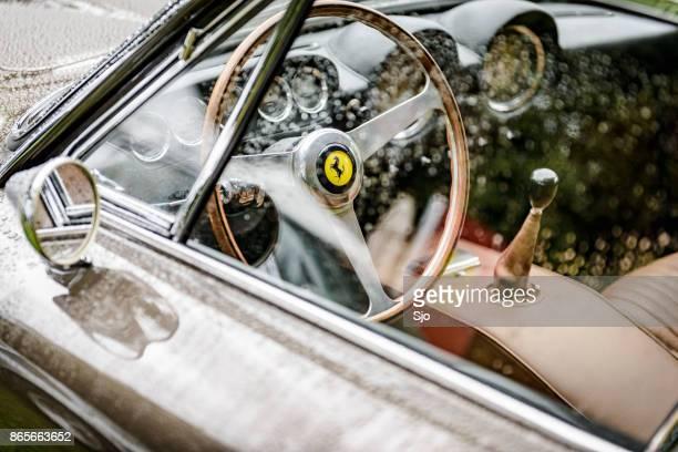 Ferrari 250 GT Berlinetta Lusso 1960s classic Italian GT car