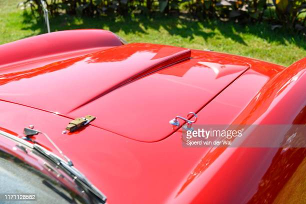 Ferrari 250 GT Berlinetta Tour de France 1957 italian classic sports car on display at the 2019 Concours d'Elegance at palace Soestdijk on August 25...