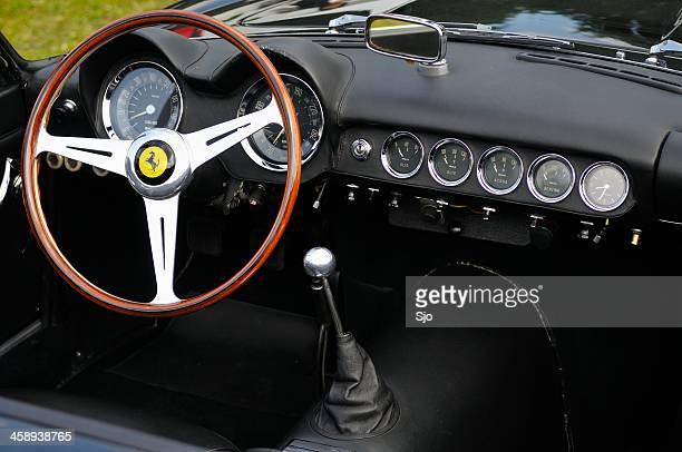 Ferrari 250 GT Kalifornien innen