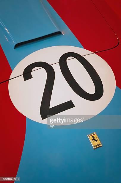 Ferrari 250 GT TdF cappuccio