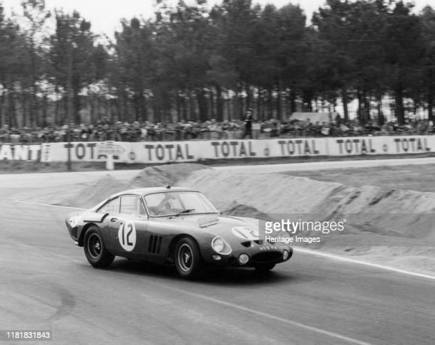 Ferrari 250 GTO driven by Sears/Salmon at Le Mans Creator Unknown