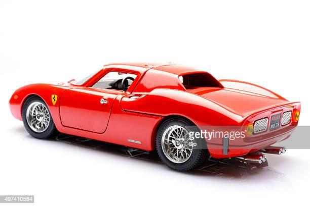 Ferrari 250 LM  Ferrari classic race car model