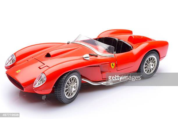 Ferrari 250 Testa Rossa classic race car model
