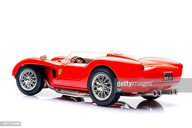 Ferrari 250 Testa Rossa classic race car model