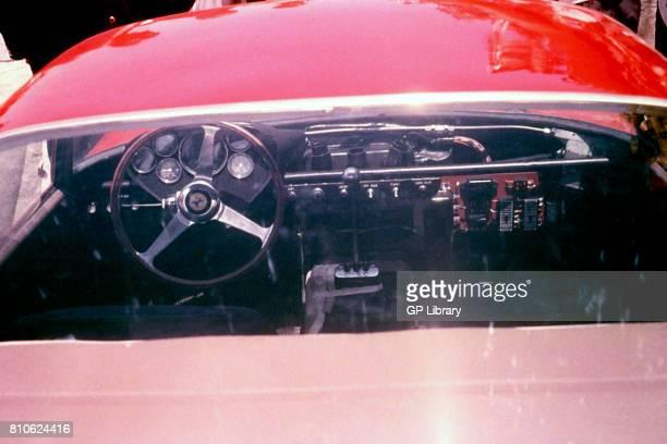 Ferrari 250GTO in the Cockpit at Le Mans