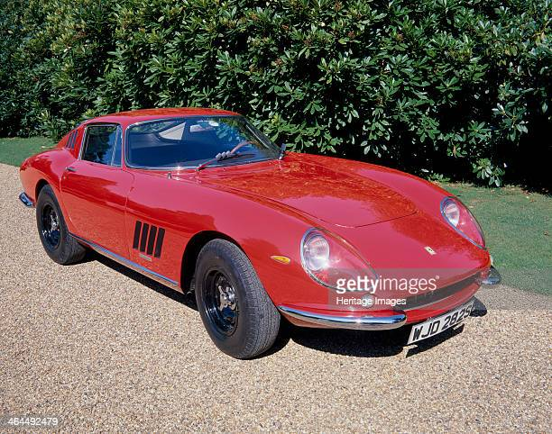 Ferrari 275 GTB. Ferrari launched this car at the 1964 Paris Motor Show. The car was the first Ferrari to feature the famous 'Trans-axle' layout that...