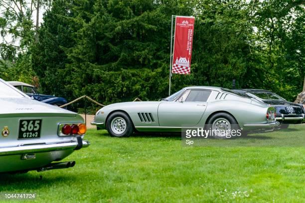 Ferrari 275 GTB biplaza con motor V12 italiano GT coches clásicos