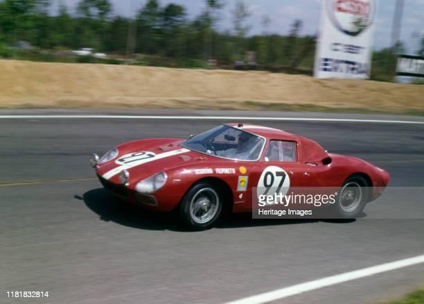 Ferrari 275LM Spoerry Boller 1965 Le Mans Creator Unknown