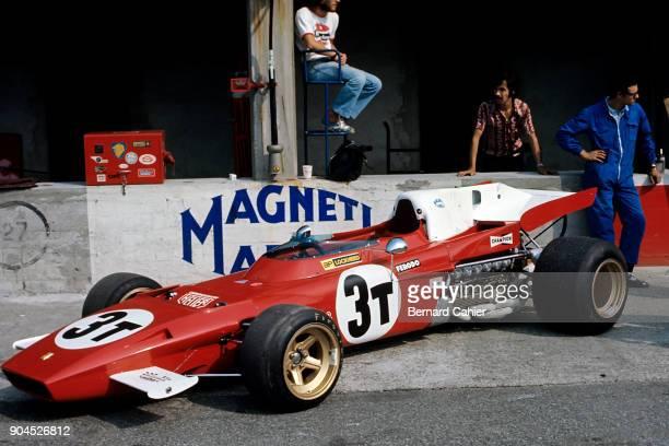 Ferrari 312B Grand Prix of Italy Autodromo Nazionale Monza 05 September 1971