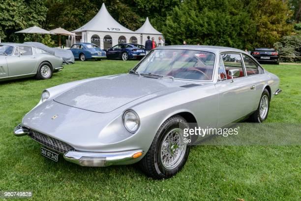 Ferrari 330 GTC 1960s classic Italian GT car