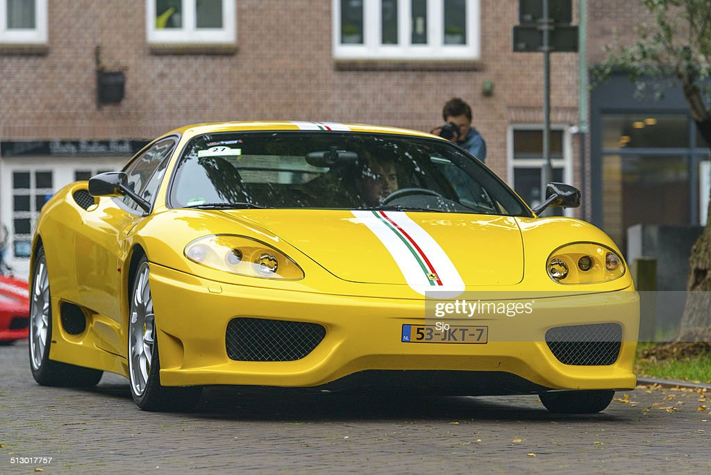 Ferrari 360 Modena High Res Stock Photo Getty Images