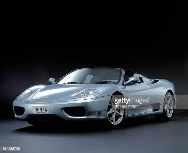 Ferrari 360 Modena spider, 2000.