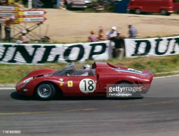 Ferrari 365 P2 Rodriguez Vaccarella 1966 Le Mans Creator Unknown