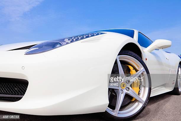 フェラーリ・458 イタリア - フェラーリ ストックフォトと画像