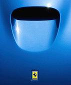 Ferrari 550 Maranello hood