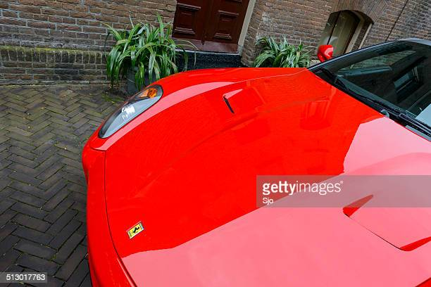 "ferrari 599 gtb fiorano v12 conversível - ""sjoerd van der wal"" or ""sjo"" - fotografias e filmes do acervo"