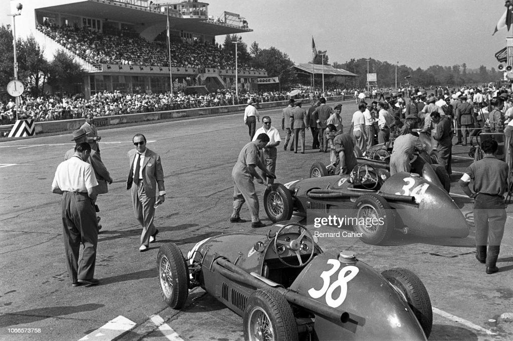 Grand Prix Of Italy : ニュース写真