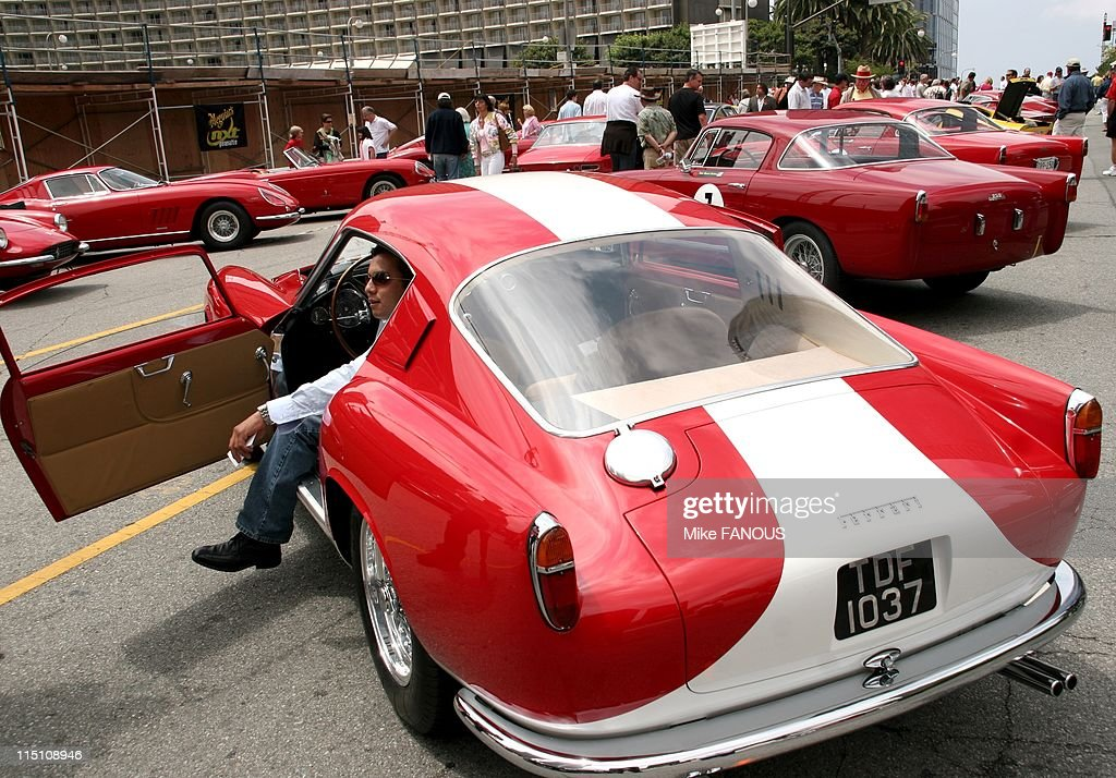 Ferrari Club Of America Memorial Weekend Concorso In Century City, United  States On May 29