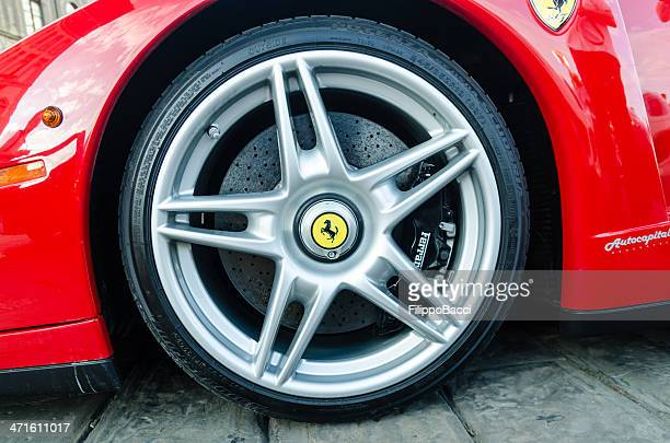 Ferrari Enzo wheel