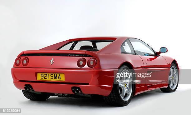 Ferrari F355 Berlinetta Artist Unknown